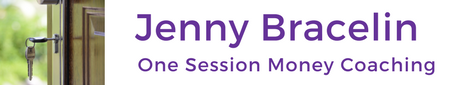 Jenny Bracelin, One Session Money Coaching