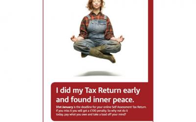 Tax Returns are Rarely Fun!!